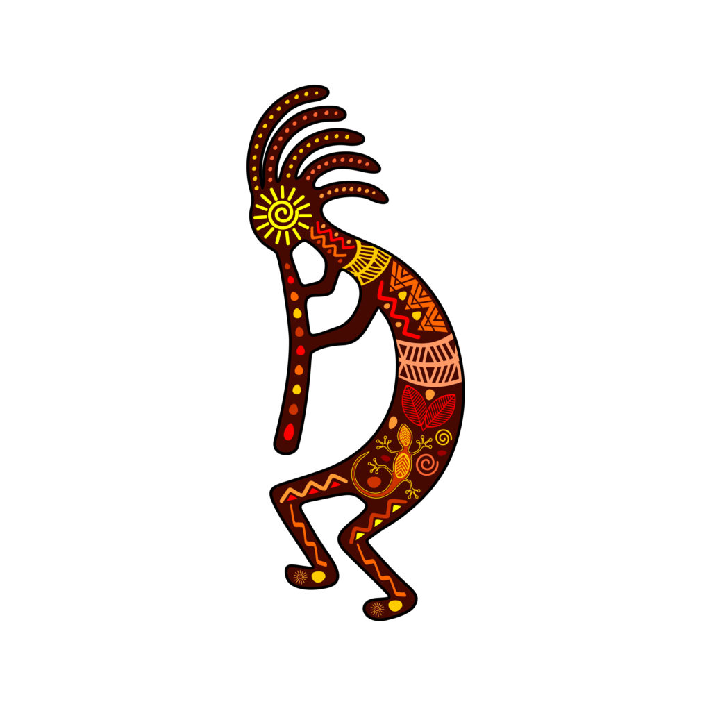 Kokopelli Trickster God Of Fertility, The Symbol And Its Meaning