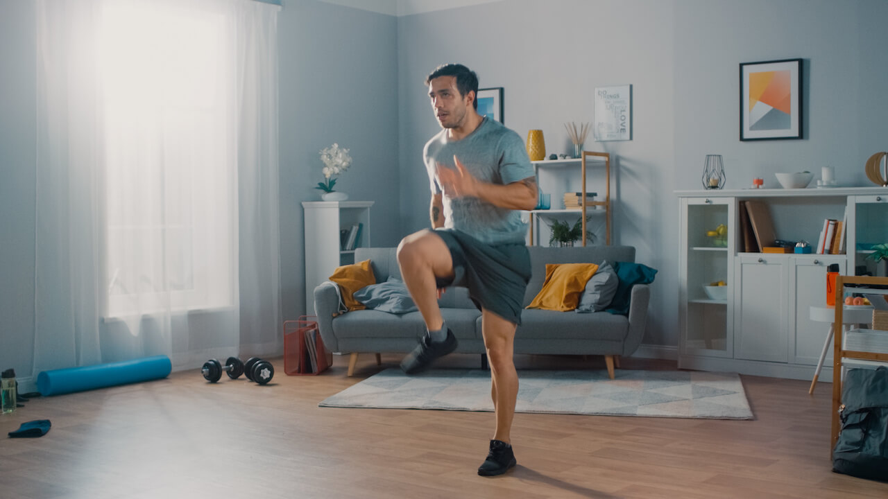 Best Apps to Exercise at Home
