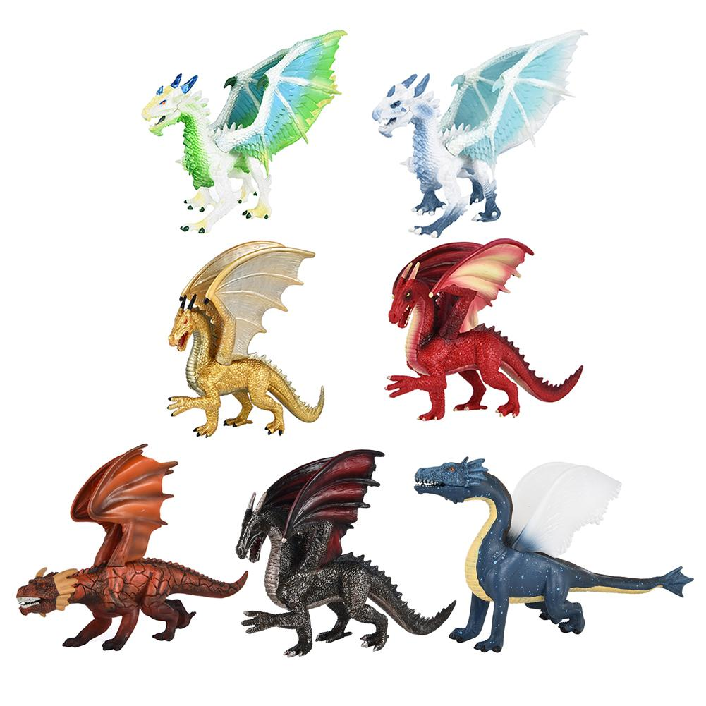 5 Mythical Dragon Figures From Around the World