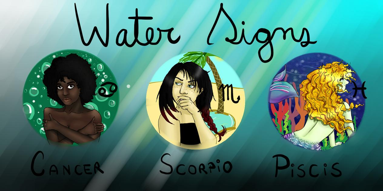 Water Signs Zodiac: Discover the Three Water Signs