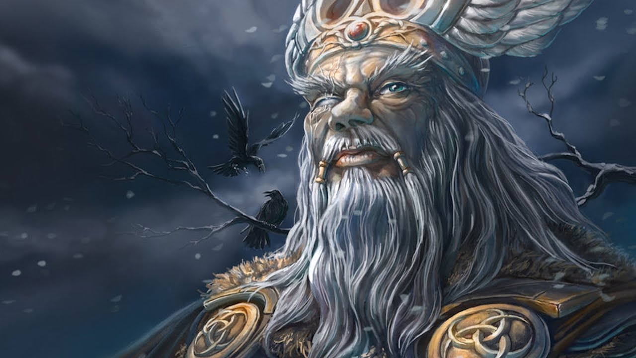 Norse Mythology: All About the Norse God Odin