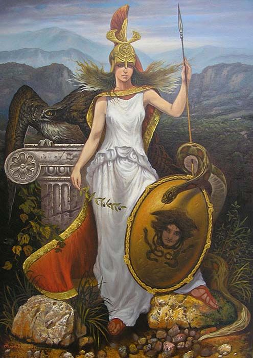 Discover Athena: The Greek Goddess of War