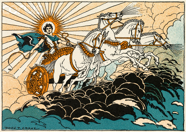 Learn About Helios: The Greek Sun God