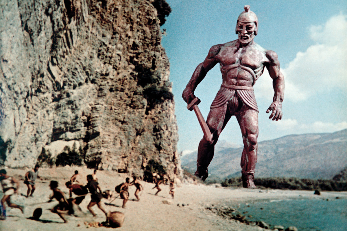 The Best Movies That Feature Greek Gods