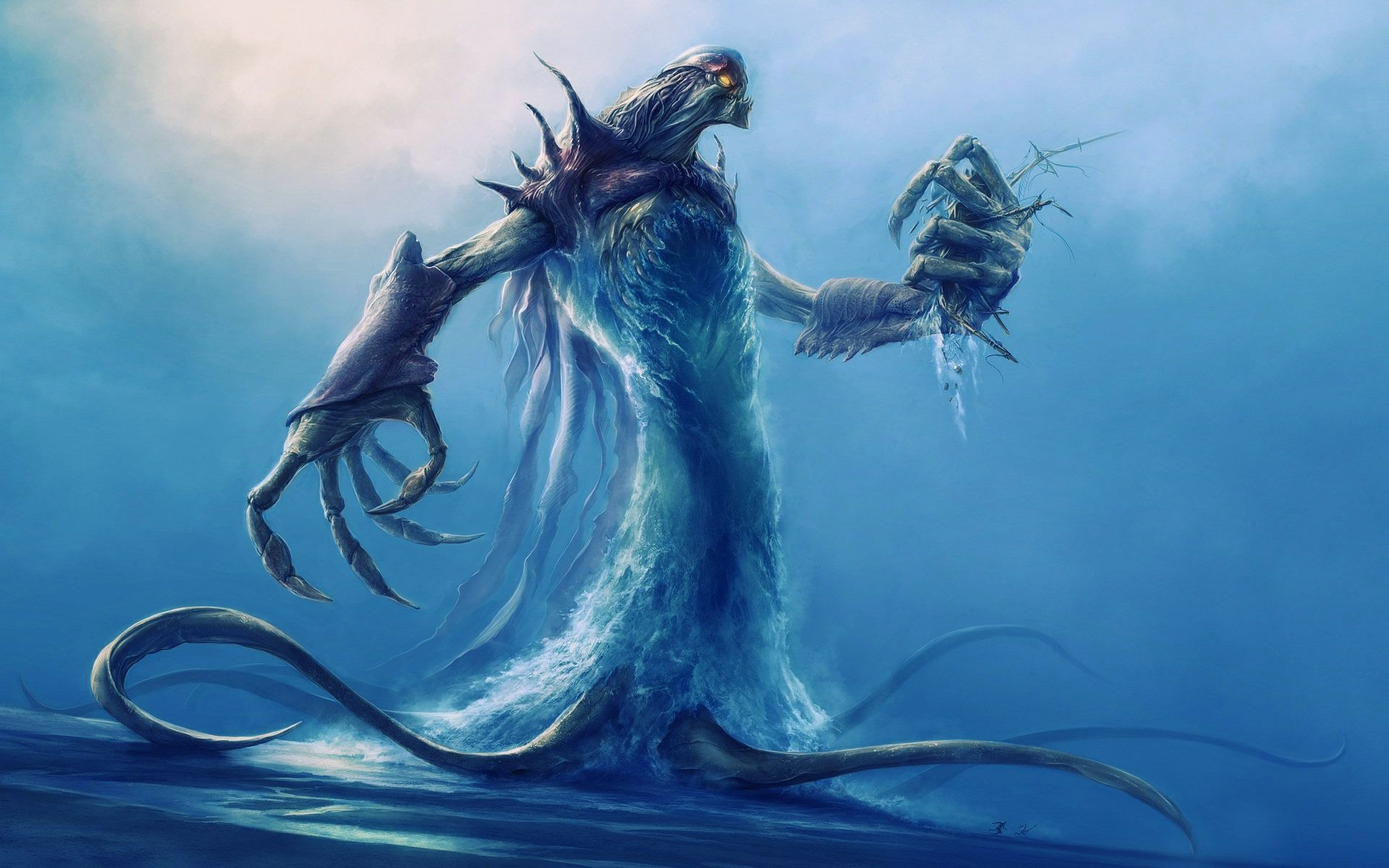 Check Out These 5 Mythical Sea Creatures