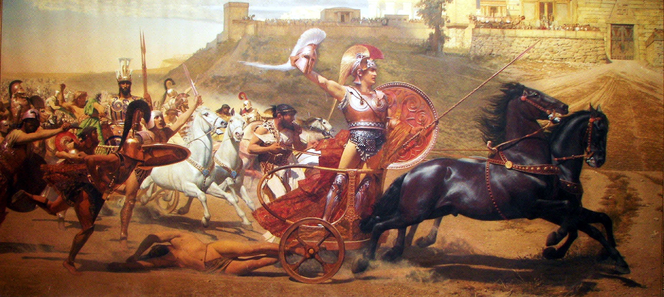 The Top 5 Greek Mythological Heroes