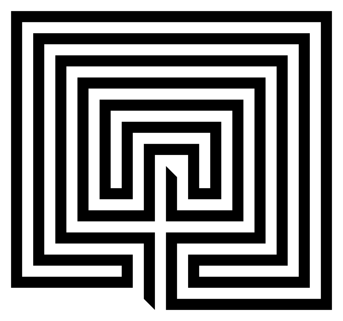 Understanding the Symbolism and Meaning of a Labyrinth