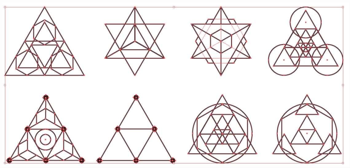 A Closer Look at Spiritual Geometry