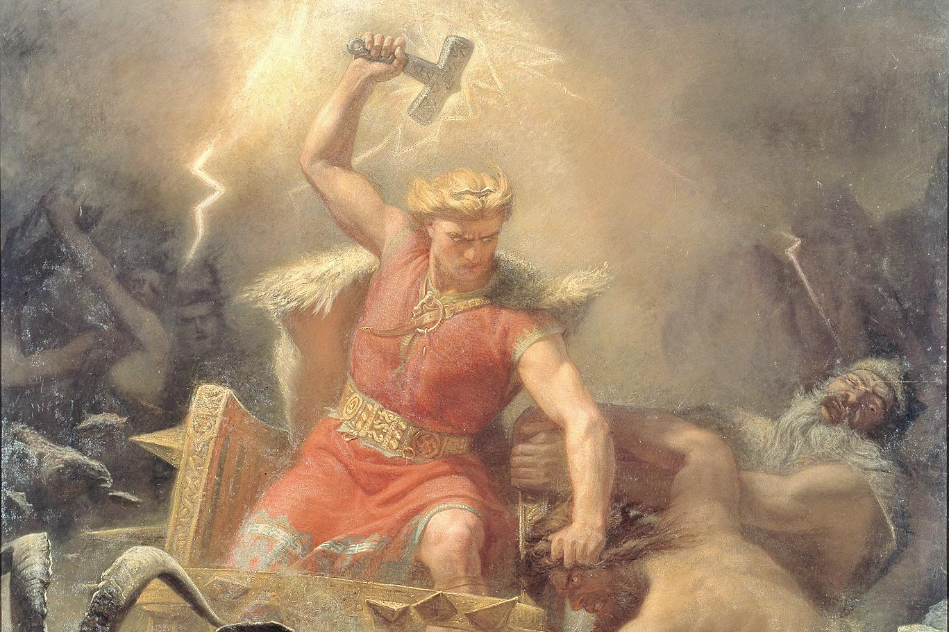 Discover These Norse Mythology Monsters