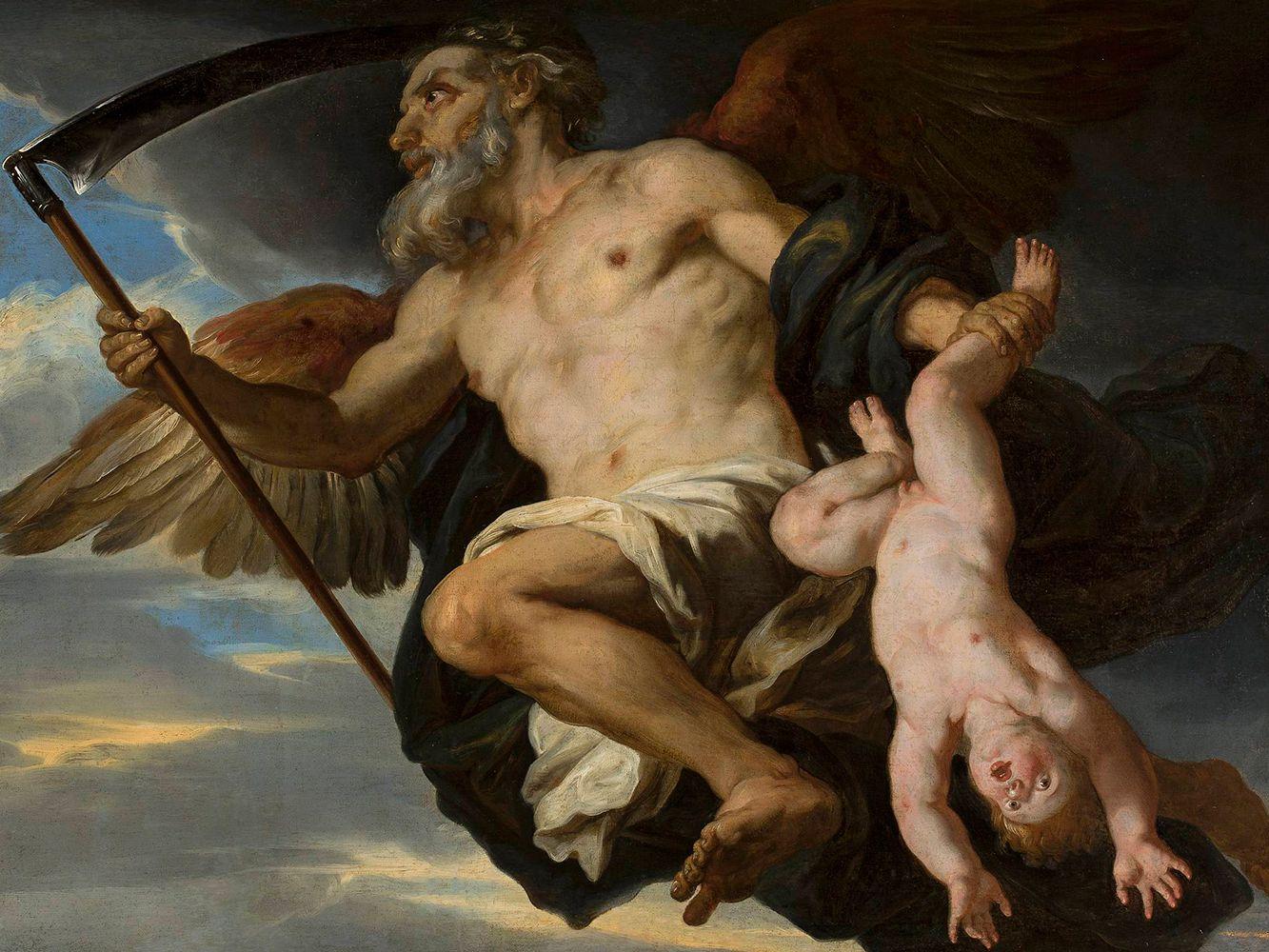Kronos Mythology: Learn More About the Greek God