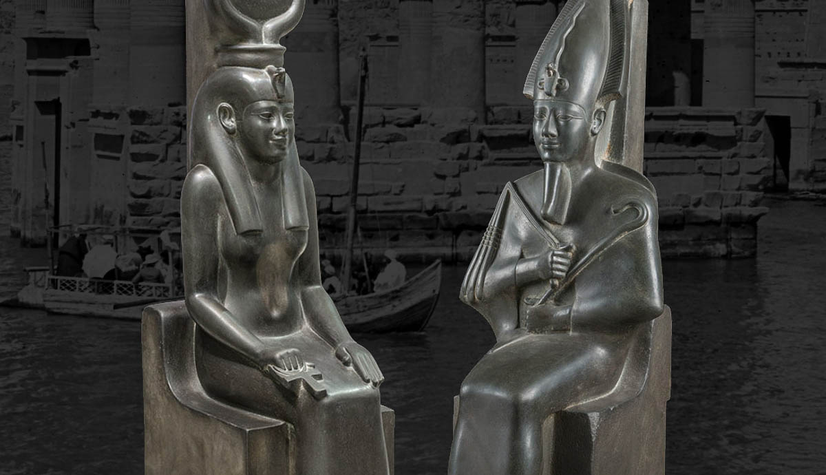 Discover Osiris the Egyptian God of the Underworld